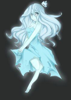 Hot ghost girl