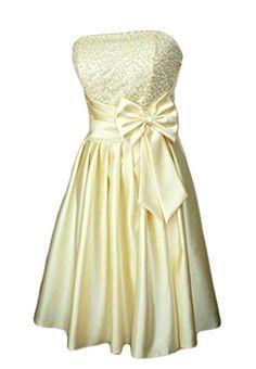 Alivila.Y Fashion Satin Strapless Sequins Cocktail Homecoming Party Dress 8122-Cream-2 Alivila.Y Fashion http://www.amazon.com/dp/B008FZC65Y/ref=cm_sw_r_pi_dp_2rQ1vb1B2FGZE
