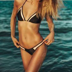 Black sexy bikini set New. Available in small medium and large Swim Bikinis
