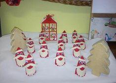Christmas Stockings, Santa, Holiday Decor, Home Decor, Needlepoint Christmas Stockings, Decoration Home, Room Decor, Interior Design, Home Interiors