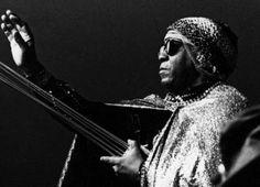 """jazzyfarmer: """" Sun Ra 1979 by Valerie Wilmer """""""