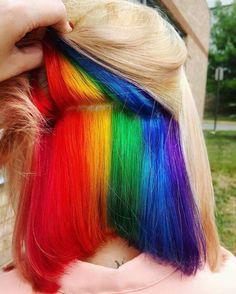 "love-piano-love-writing: ""colourfulasarainbow: "" Colours of the Rainbow "" @louisthewarlock """