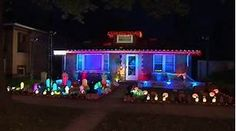 Halloween Lights Synchronized to Music - Bing Videos