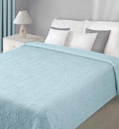 obojstranna-prikryvka-na-manzelsku-postel-svetlo-modrej-farby- Mattress, Bed, Furniture, Home Decor, Decoration Home, Stream Bed, Room Decor, Mattresses, Home Furnishings