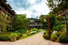 Disney's Wilderness Lodge. Read more about it: http://www.burnsland.com/blog/2012/11/disneys-wilderness-lodge/