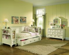 Buy Retreat Bedroom Set in White Finish by American Drew from www.mmfurniture.com.