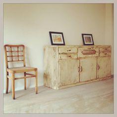 Wunderschöne Vintagemöbel von Restyle e Restauri. Noch mehr Vintage-Flair gibt es im Artikel zu sehen #vintagemöbel #homify