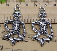 Lot 10//20pcs Retro style lovely pterosaurs alloy charms Pendants 49x20mm