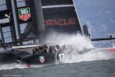 Emirates Team New Zealand non perdona: 4 a 0   BLU&news