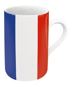 France Flag Mug  by Könitz on OBJEKT Pucon