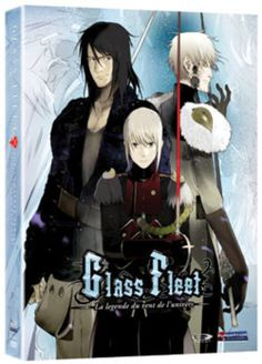 Glass Fleet DVD Box Set S.A.V.E. Edition