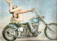 Art by David Mann