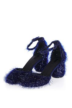 JAZZY HANDS Tinsel Mid Shoes - Topshop