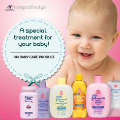 Baby care is now easier with #hansprolifestyle ! Shop here: www.hansprolifestyle.com