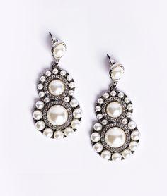 #WeddingTrends2013 - Art-Deco pearls