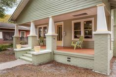 1000 images about bungalow charm seminole heights on for Craftsman homes for sale in florida