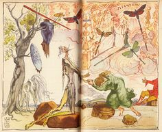 Salvador Dalí Illustrates Don Quixote | Brain Pickings