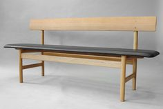 BM 3171 bench|Borge Mogensen