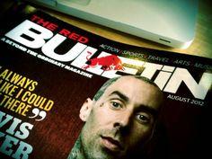 """Thanks @Klout @KloutPerks and @RedBull for the magazine subscription!"" -- via @sactownxsi"