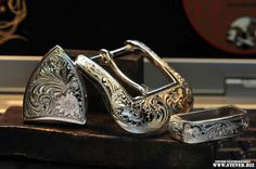 Let me make you a belt around this buckle set!