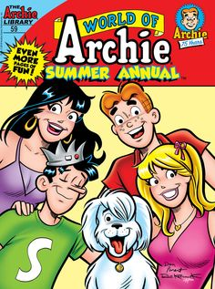 World of Archie Summer Annual #59 - Dan Parent