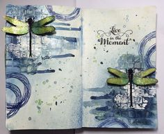 Hello everyone,   Welcome to my blog and this post for Visible Image . I decided to do an art journal for this post and this is what it look...