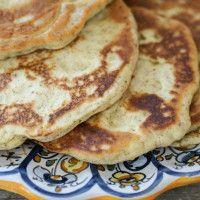 Paleo Naan Bread (Flatbread)