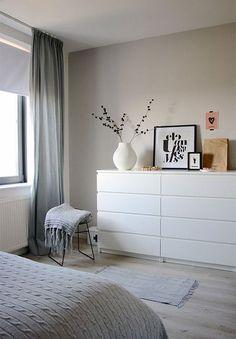 Ikea Malm in the bedroom - Ikea Malm in the bedroom - . Ikea Malm in the bedroom - Ikea Malm in the bedroom - Always wan. Deco Design, Bedroom Styles, New Room, Home And Living, Living Room, Bedroom Decor, Bedroom Ideas, Bedroom Designs, White Furniture In Bedroom