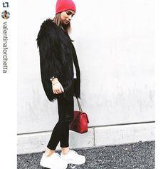SPORTY LOOK #shopart #new #collection #adorage #style #fallwinter15 #collection #newyork #woman #shopartonline #shopartmania #valentinaforchetta