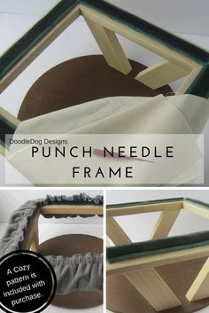 Punch Needle Frame - Punching Frame