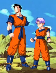 Dragon ball le peruggine son gohan trunks briefs animated xxx