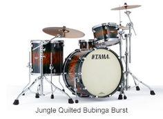Starclassic Bubinga - Gallery | TAMA Drums