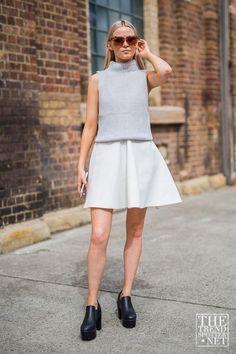 Can't-Miss Street Style From Australian FashionWeek - Street Style