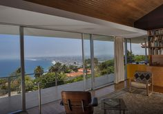 Richard Neutra on the Market for the First Time in Palos Verdes - New to Market - Curbed LA