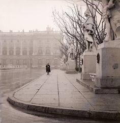 Palacio Real desde la Plaza de Oriente