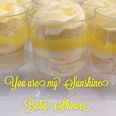 ▶ Play- You are My Sunshine Baby Shower Dessert table by It's a Cake Thing  #flipagram Video - http://flipagram.com/f/URuCGSNLVK