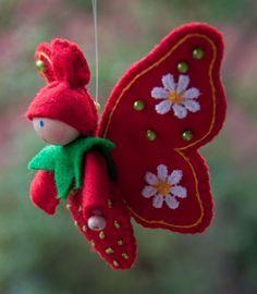 aardbeien vlinder                                                       …