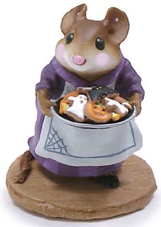 Wee Forest Folk - M-246 - Sugar & Spice - Limited Edition