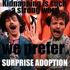 I'm Going To Adopt Harry! ;)