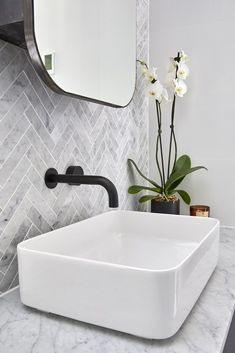 Kerrie and Spence Master Ensuite Reveal The Block 2018