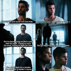 [ Teen Wolf   3x24 ] 1/2 This scene is so fucking important and gives so much dep to Scott's charcter and people barely think twice about it unless it's scydia. #Teenwolf #Derekhale #scottmccall #ethanandaiden #tylerheochlin #maxcarver #charliecarver #tw