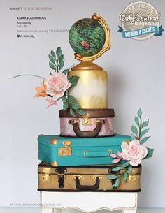Art Cakes Bg