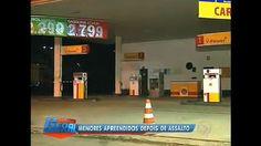 Menores apreendidos são suspeitos de assaltos na zona oeste do Rio - Vídeos - R7