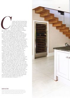Classic open plan Martin Moore kitchen case study martinmoore.com Essential Kitchen Bathroom Bedroom December 2014