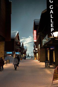 Levi, Finland by Mark Koetsier on 500px