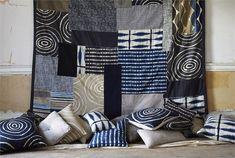 Scion Spirit Fabrics 1 (source Scion) Fabric Wallpaper Australia / The Ivory Tower