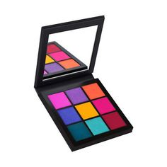 Makeup-Warm-Brown-Mauve-Smokey-Electric-Obsessions-Eyeshadow-Palette