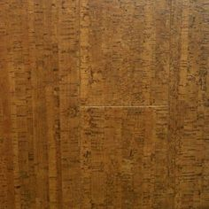 Millstead Burnished Straw Plank Cork 13/32 in. Thick x 5-1/2 in. Wide x 36 in. Length Flooring (10.92 sq. ft. / case) $43.46 for case ($3.98 / sq ft.)