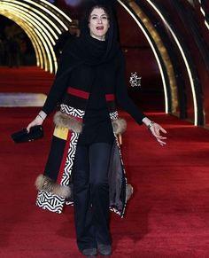 Celebrity Red Carpet Fashion in Fajr Film Festival 2  YekFun