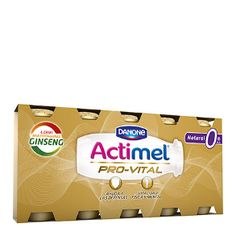 Yogur líquido natural pro-vital 0%